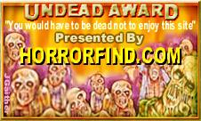 HorrorFind Award
